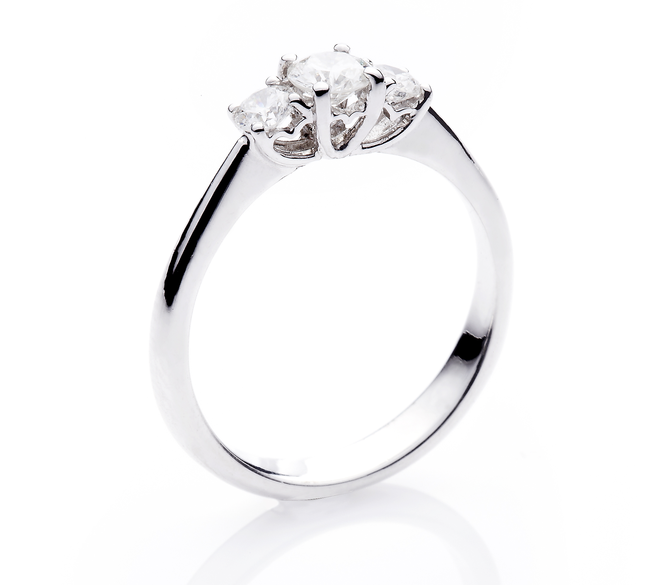 platinum white ring jewellery engagement and rings pear bride cut mccaul fine contemporary modern diamond goldsmiths